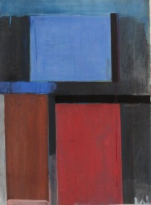 Jervis Bay Abstract I 1980