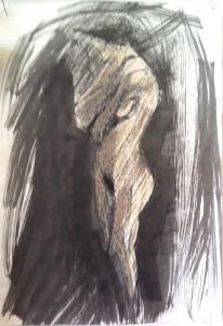 life drawing seven