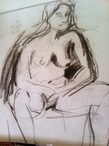 life drawing six