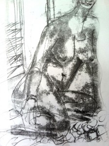 life drawing three